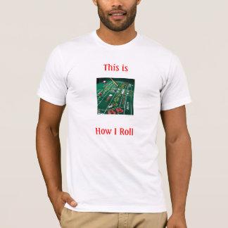 T-shirt Comment je roule                            …