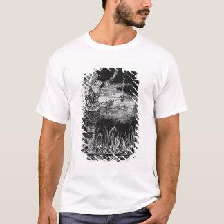 T-shirt Comment l'épée Excalibur de monsieur Bedivere Cast