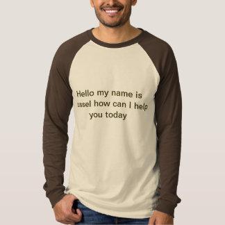 T-shirt comment ose j'aidez
