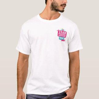 T-shirt Commerce d'équipe d'agent de réservations de Rob