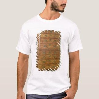 T-shirt Commode superposée de noix de la Reine Anne, début
