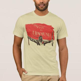 T-shirt Commune de La de vivats !