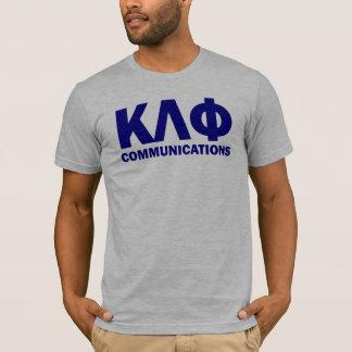 T-shirt Communications de KLF