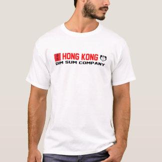 T-shirt Compagnie de Hong Kong Dim Sum - blanc