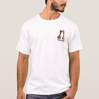 T-shirt Compagnon d'échecs - BKWQ