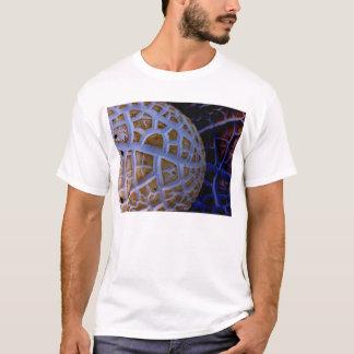 T-shirt compartimenté