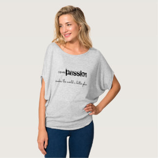 T-shirt compassion