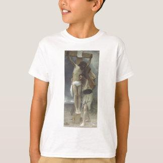 T-shirt Compassion par William Bouguereau