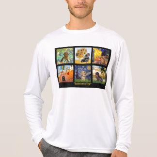 T-shirt Composé-Teckels de chef d'oeuvre