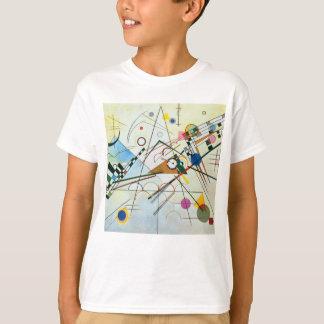 T-shirt Composition VIII par Wassily Kandinsky