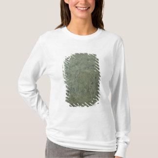 T-shirt Comprimé avec le manuscrit cunéiforme