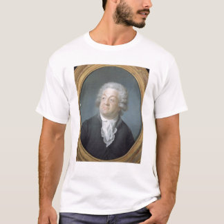 T-shirt Compte de Honore Gabriel Riqueti de Mirabeau, 1789