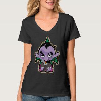 T-shirt Compte von Count Zombie