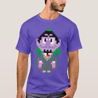 T-shirt Compte von Pixel Art