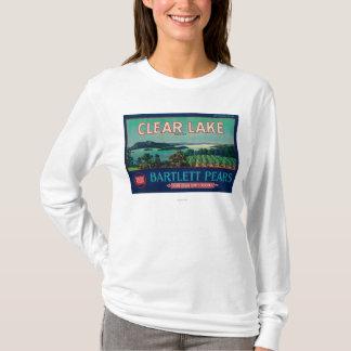 T-shirt Comté clair de LabelLake de caisse de poire de