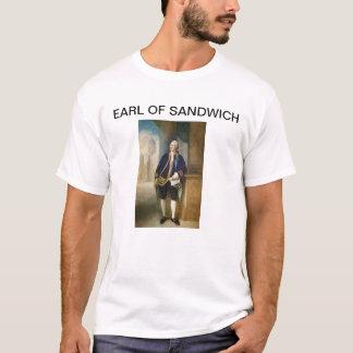 T-shirt Comte de sandwich