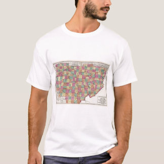 T-shirt Comtés de l'Ohio