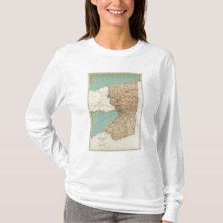 T-shirt Comtés de Niagara et d'Erie