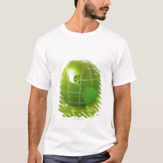 T-shirt Concentré sur les Amériques