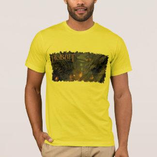 T-shirt Concept de ville de lutin - ponts