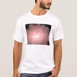 T-shirt Concept quelle de galaxie poussiéreuse et