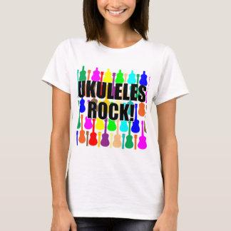 T-shirt conception 2012 d'ukulélé