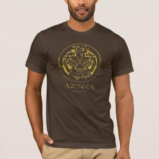 T-shirt Conception AZTÈQUE d'un DIEU