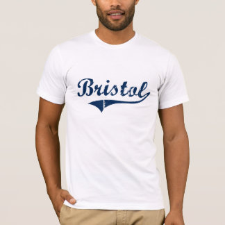 T-shirt Conception classique de Bristol Pennsylvanie