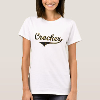 T-shirt Conception classique de Crocker Missouri