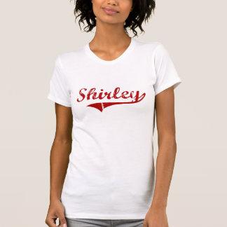 T-shirt Conception classique de Shirley le Massachusetts