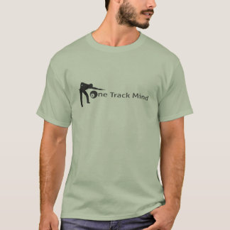 T-shirt Conception de billard