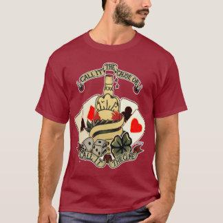 T-shirt Conception de bouteille