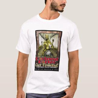 T-shirt Conception de chemise de portier de Portneuf