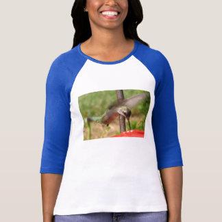 T-shirt Conception de colibri