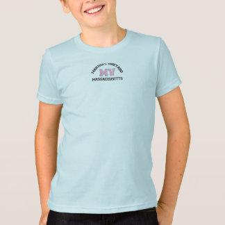 "T-shirt Conception de ""fac"" de Martha's Vineyard"
