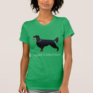 T-shirt Conception de Joyeux Noël de poseur de Gordon