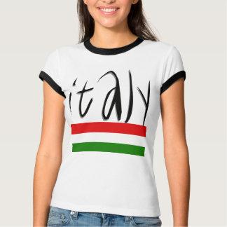 T-shirt Conception de l'Italie !