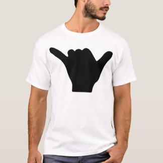 T-shirt Conception de main de Shaka