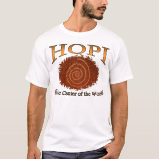 T-shirt Conception de migration de Hopi