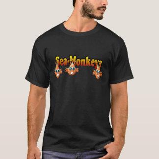 T-shirt Conception de Monkees de singes de mer