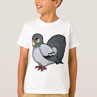 T-shirt Conception de pigeon