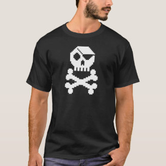 T-shirt Conception de pirate de Digitals petite
