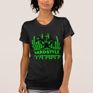 T-shirt Conception de rythme de Hardstyle