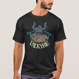 T-shirt Conception de Valkyrie Viking