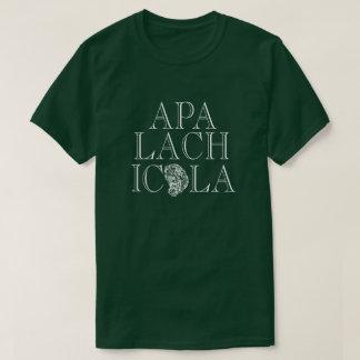 T-shirt Conception d'huître d'Apalachicola la Floride