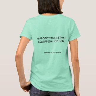 T-shirt Conception drôle de définition