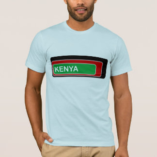 T-shirt Conception du Kenya