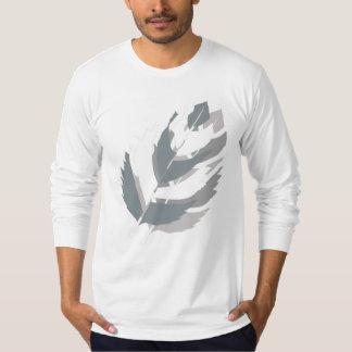 T-shirt Conception faite sur commande de plumes de Niani