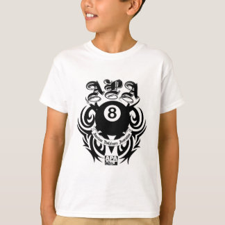 T-shirt Conception gothique de boule d'APA 8