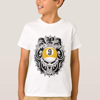 T-shirt Conception gothique de boule d'APA 9
